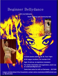 Beginner Bellydance_South Cooking Lake-001