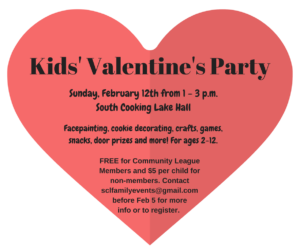 Kids' Valentine's Party (1)